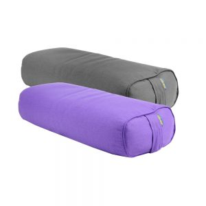 Cotton Buckwheat Rectangular Yoga Booster