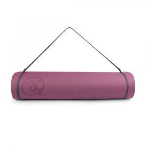 Evolution Eco-friendly Yoga Mat in Aubergine