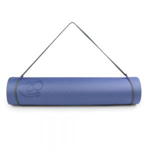 Evolution Eco-friendly Yoga mat Blue