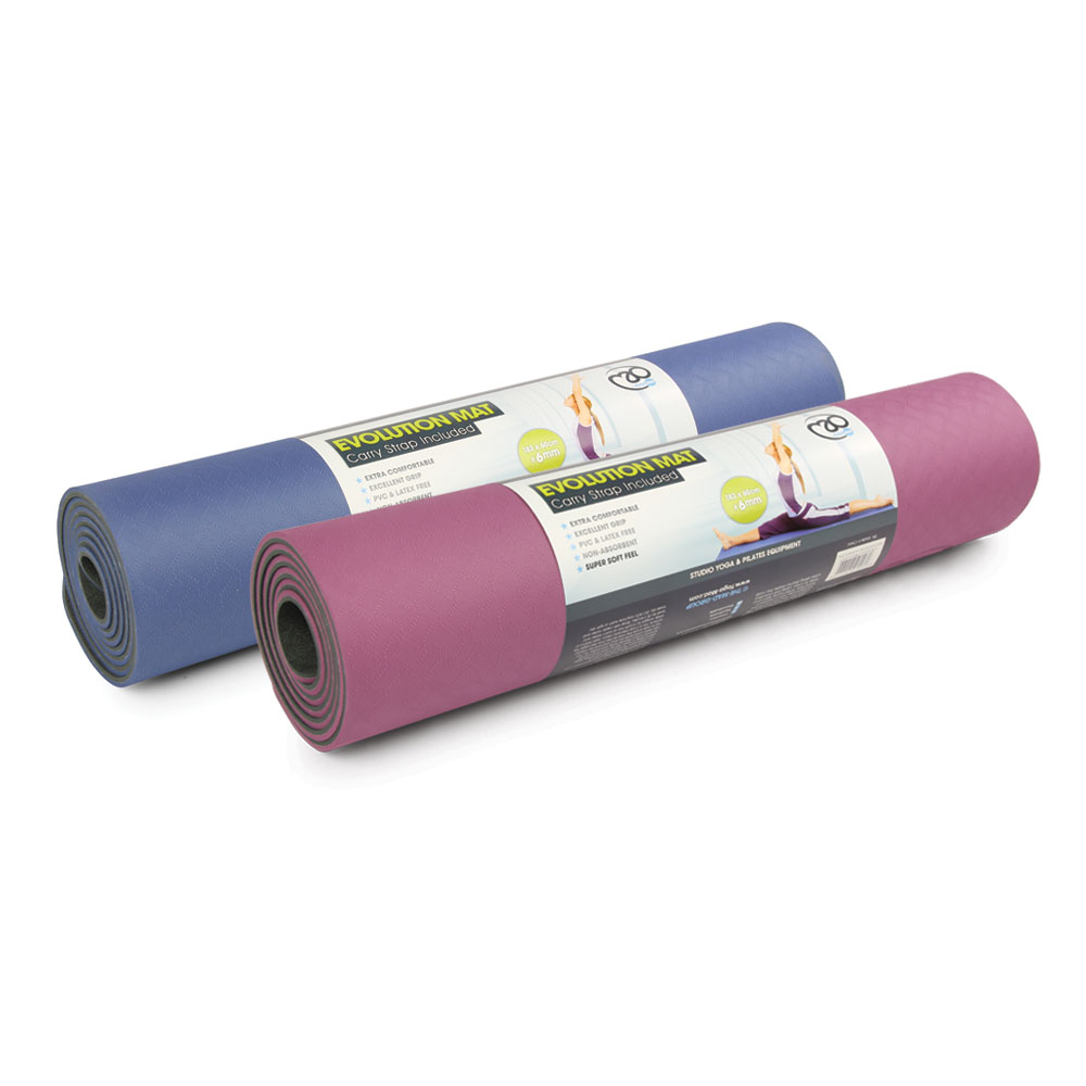 Evolution Eco-friendly yoga mat