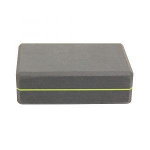 Grey Yoga Block