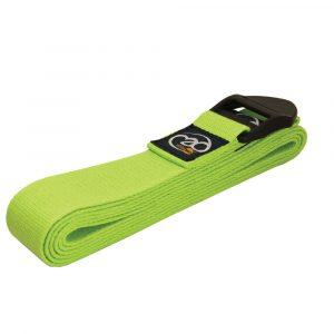 Light green yoga belt