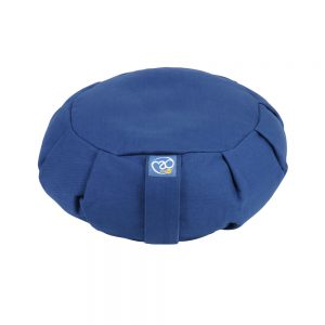 Zafu Meditation Cushion Blue