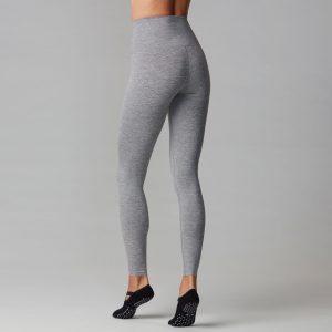Heather High Waisted Yoga Pants