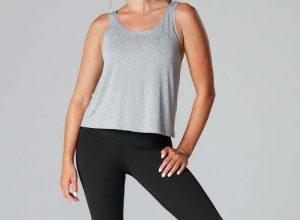 Yoga Tank Top Heather
