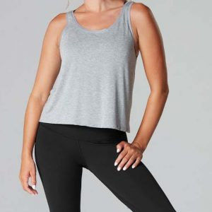 Yoga Tank Top Heather