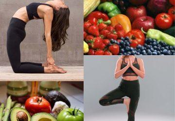 8 Week 8 Week Individually Tailored Diet & Yoga Plan