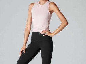 Ballerina Style wrap round top
