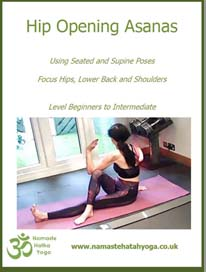Hip Opening Yoga Exercises - Ebook